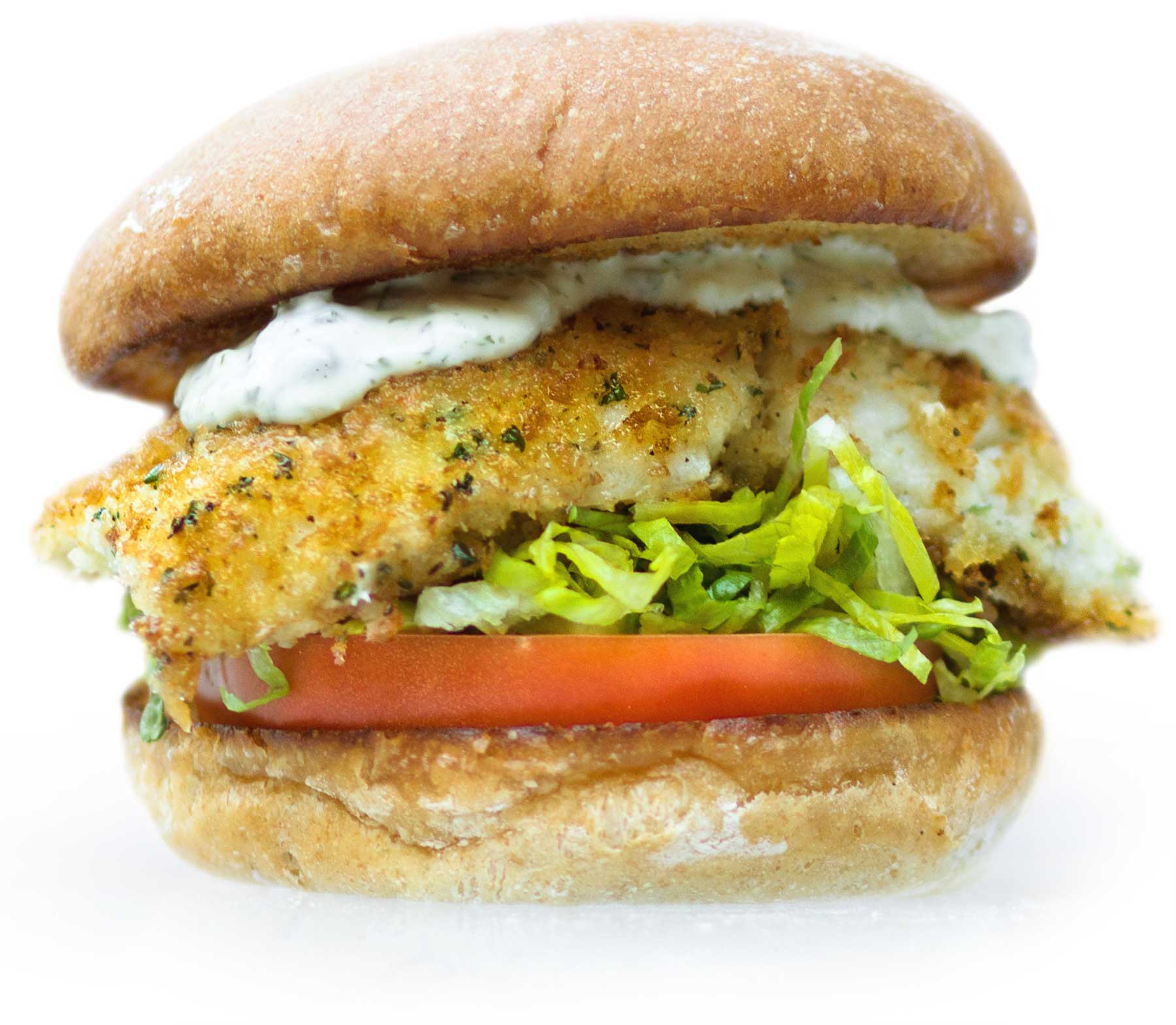 Sustainable Alaskan Cod, Available for a Limited Time at all Burger Lounge locations