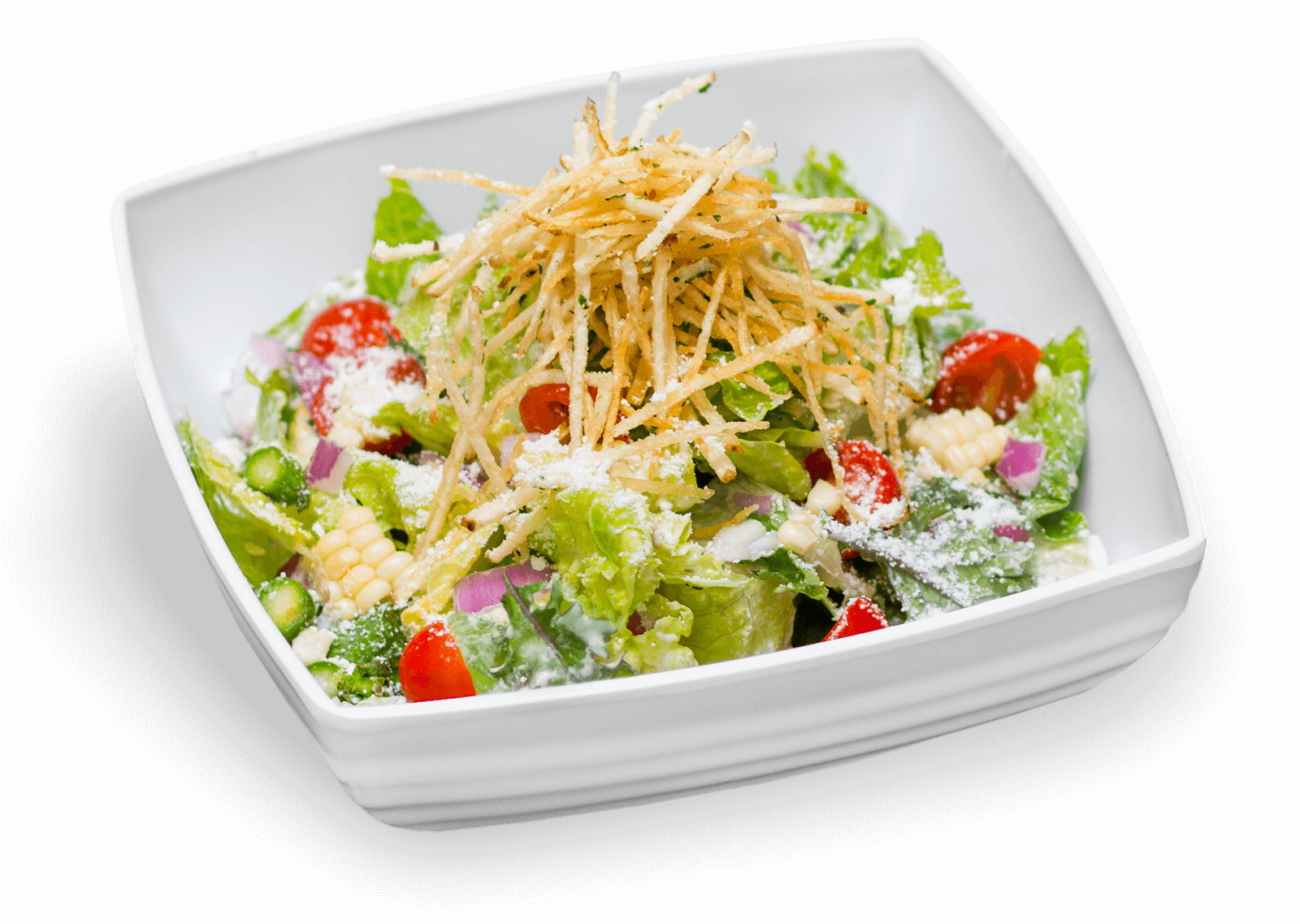 Spring Caesar Salad, Available for a Limited Time at all Burger Lounge locations