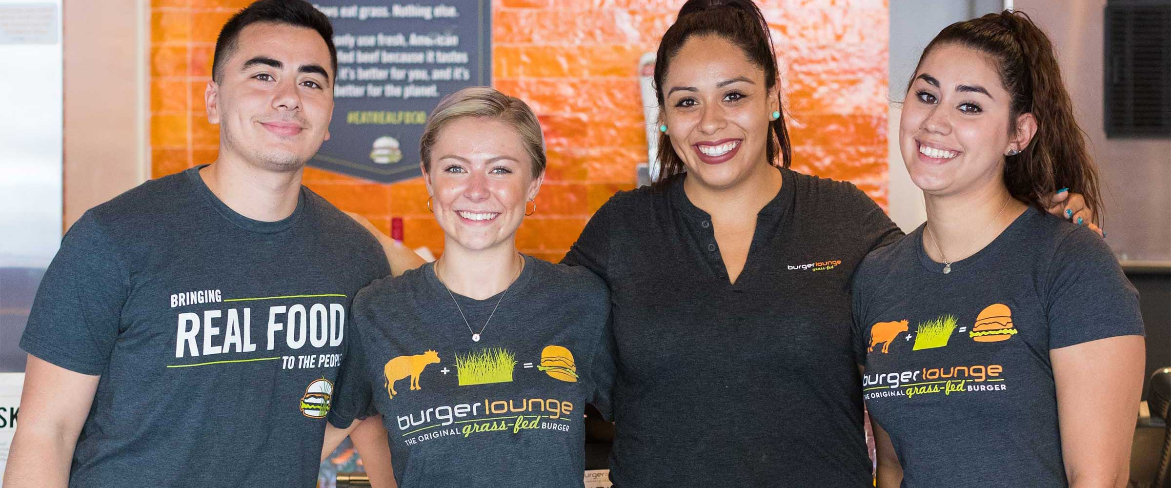 Work Where the Grass is Greener - Careers at Burger Lounge