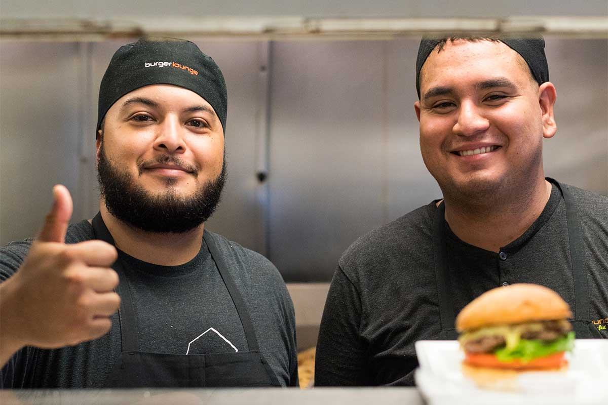 Grow with a Career at Burger Lounge